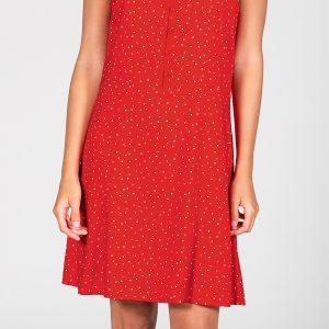 Senoretta Nachtkleed Rood