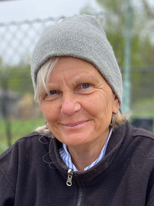 Porträtt på Ina, Lingonbackens förskola