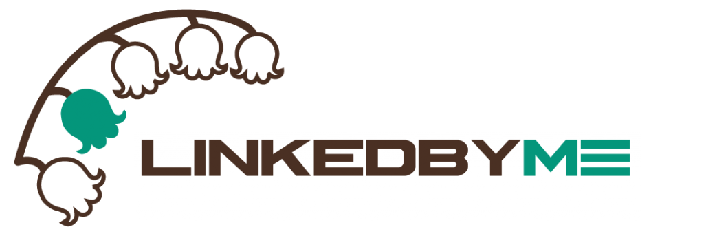 Linked by ME logo