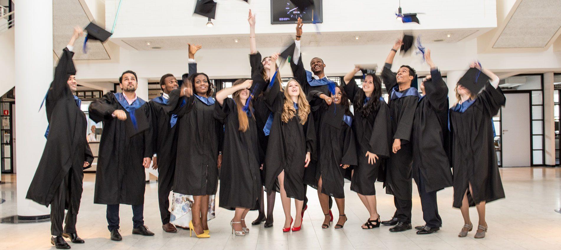 افضل الجامعات - الدراسة في هولندا -شركة لنك ألدولية