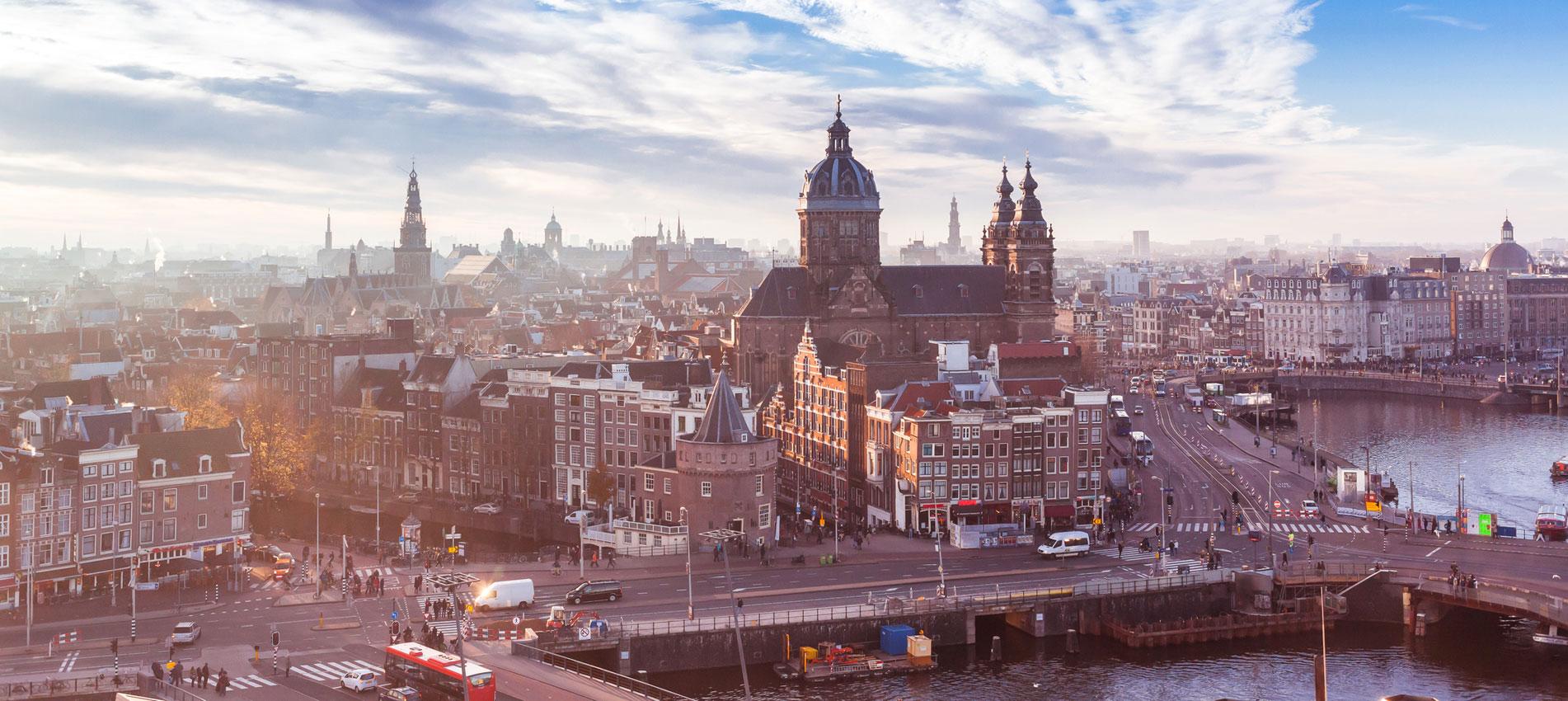 امستردام الساحرة - السياحة في هولندا - شركة لنك ألدولية