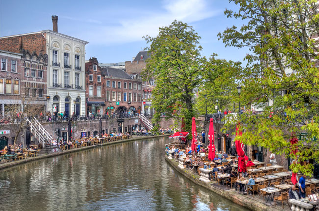 Utrecht best cities in Europe