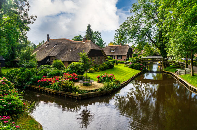 House in Holland real estate