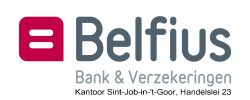 Logo Belfius Sint Job