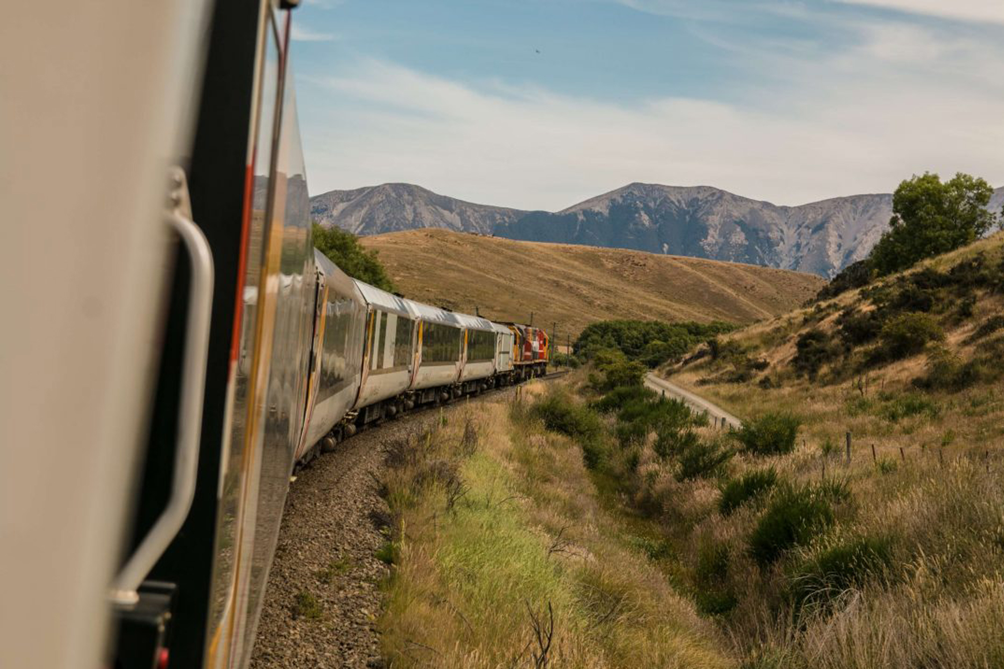 mit der Transsibirischen Eisenbahn reisen