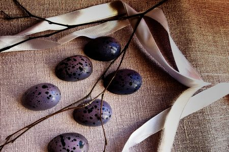 Pralin med Amaretto och mandel