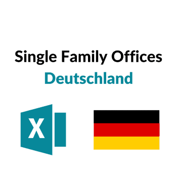 Liste Single Family Offices Deutschland