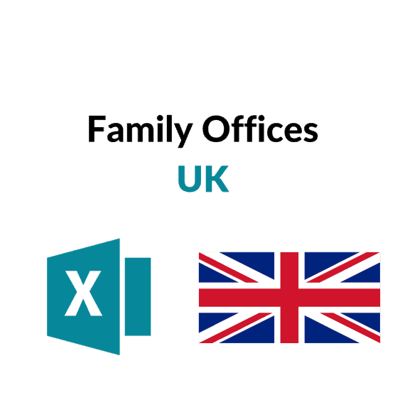liste family offices uk england großbritannien