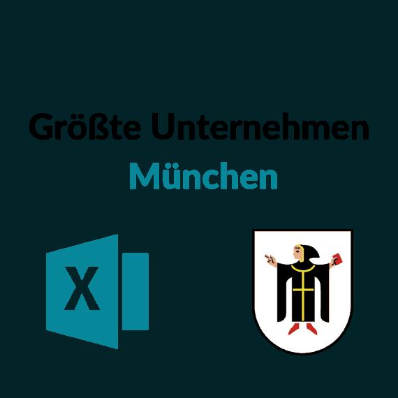 Liste Größte Unternehmen München