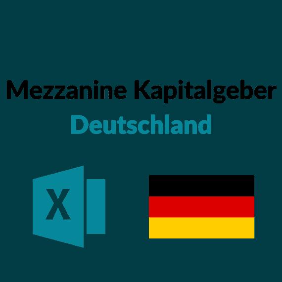 liste mezzanine kapitalgeber deutschland