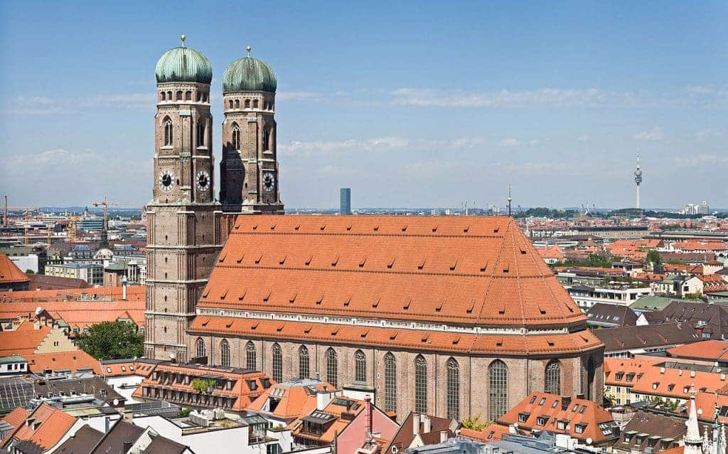 Größte Unternehmen München BMW Bayerische Motorenwerke