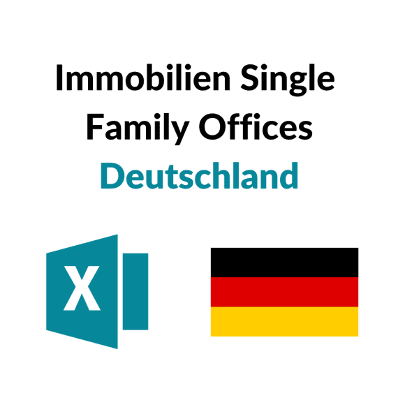 liste immobilien single family offices deutschland