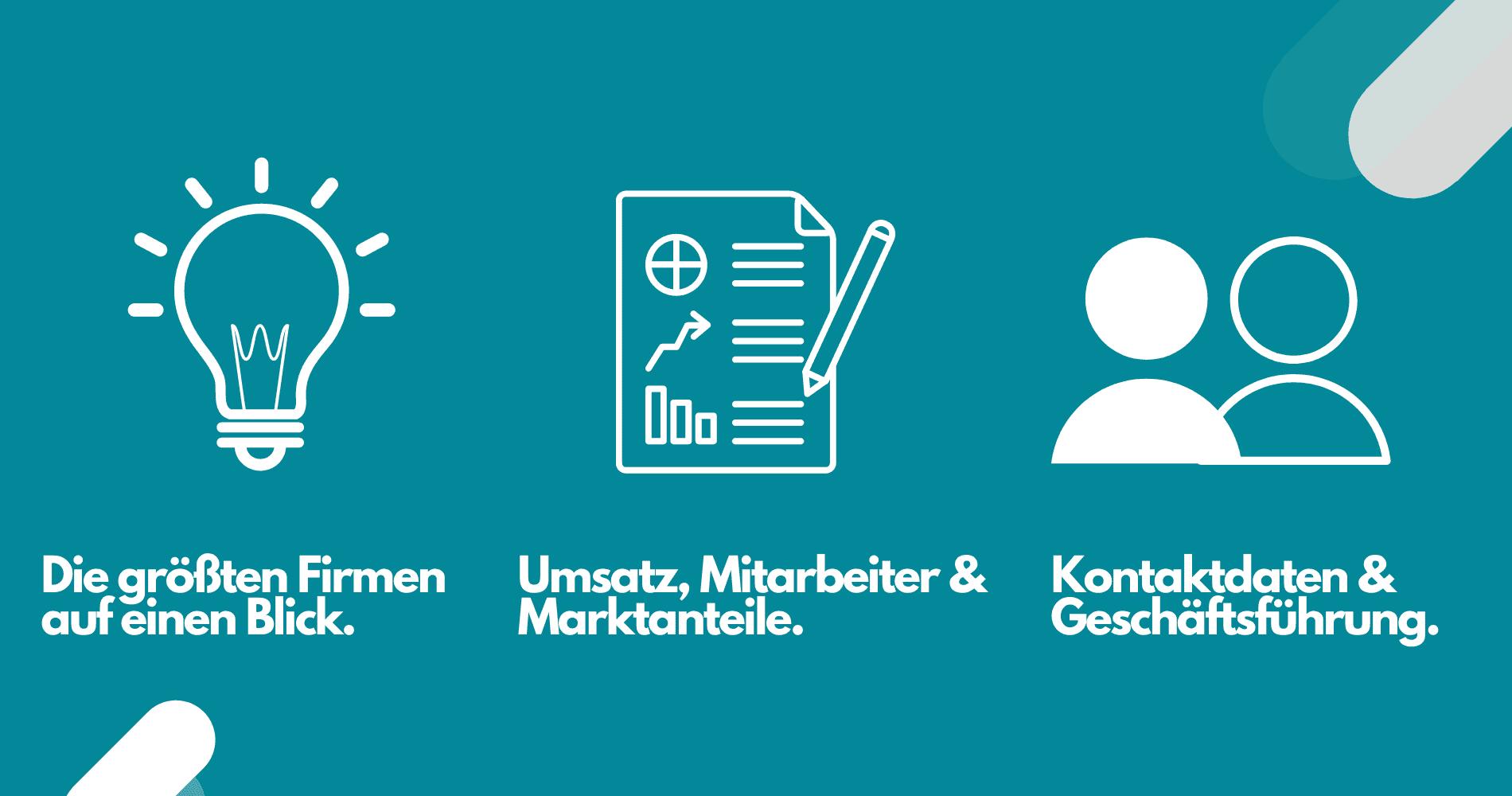 Daten Pharmaunternehmen Deutschland Listenchampion