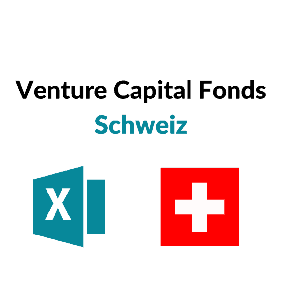 liste venture capital fonds schweiz