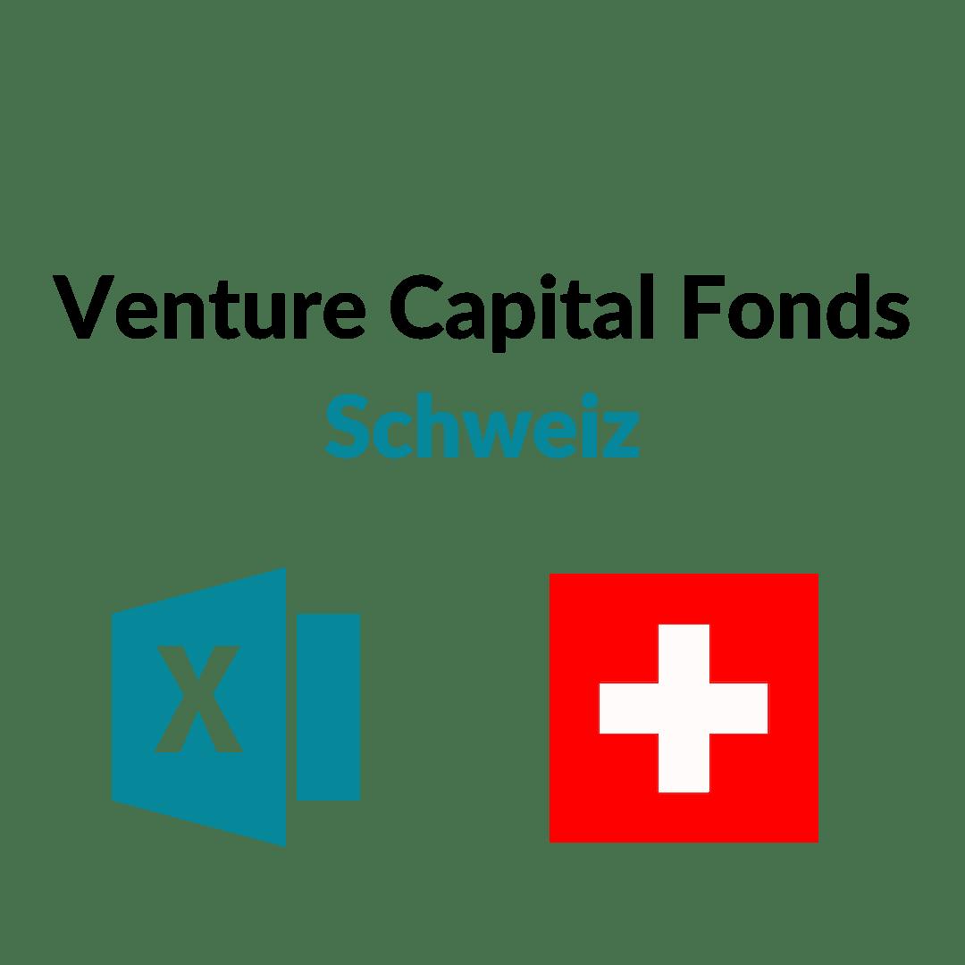 liste venture capital fonds schweiz