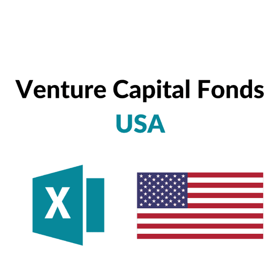 liste venture capital fonds usa