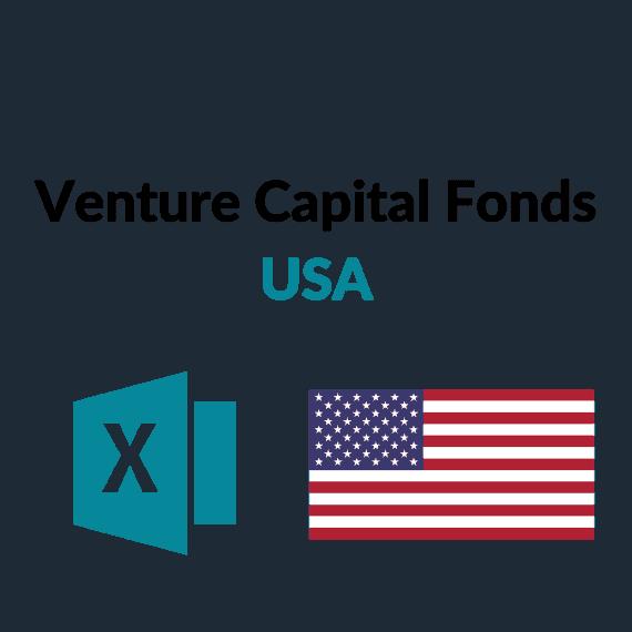 liste venture capital fonds usa