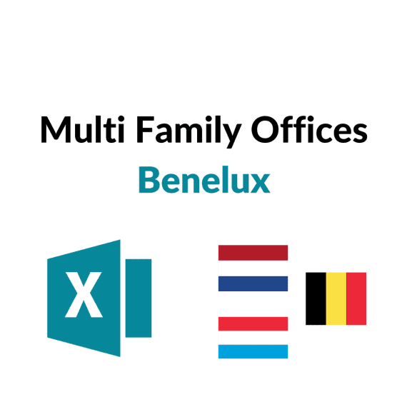 liste multi family offices benelux