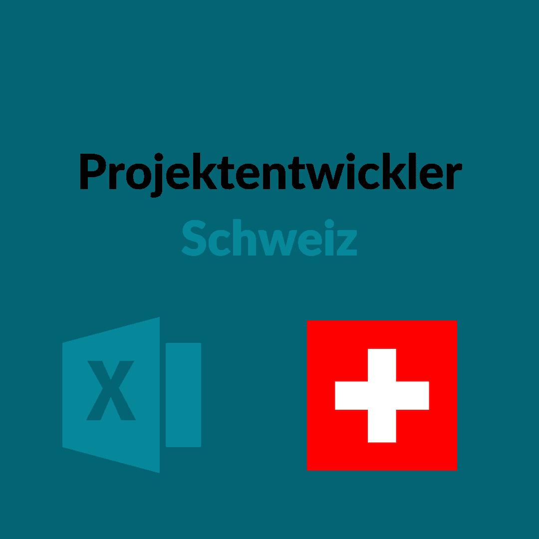 liste projektentwickler schweiz