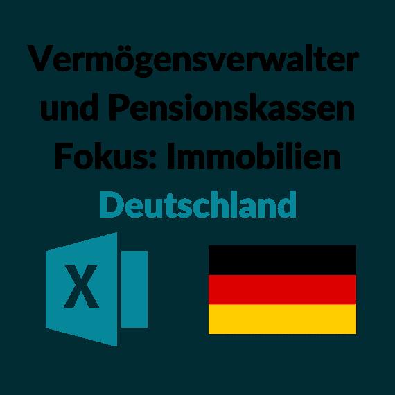 liste vermögensverwalter pensionskassen immobilien deutschland