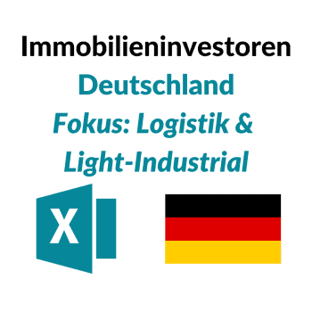 liste größte investoren light industrial logistik immobilien