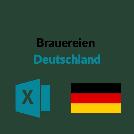 Liste Brauereien Deutschland