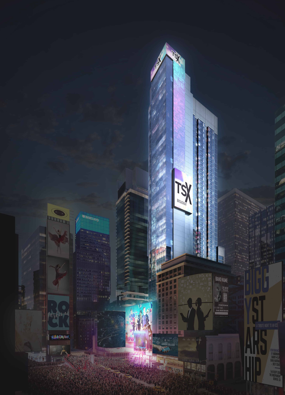 tsx broadway immobilienprojekt new york family offices