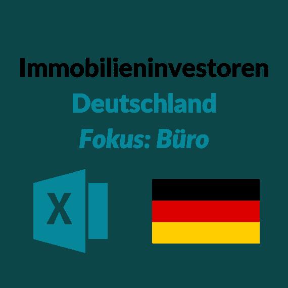 größte büro immobilieninvestoren deutschland office