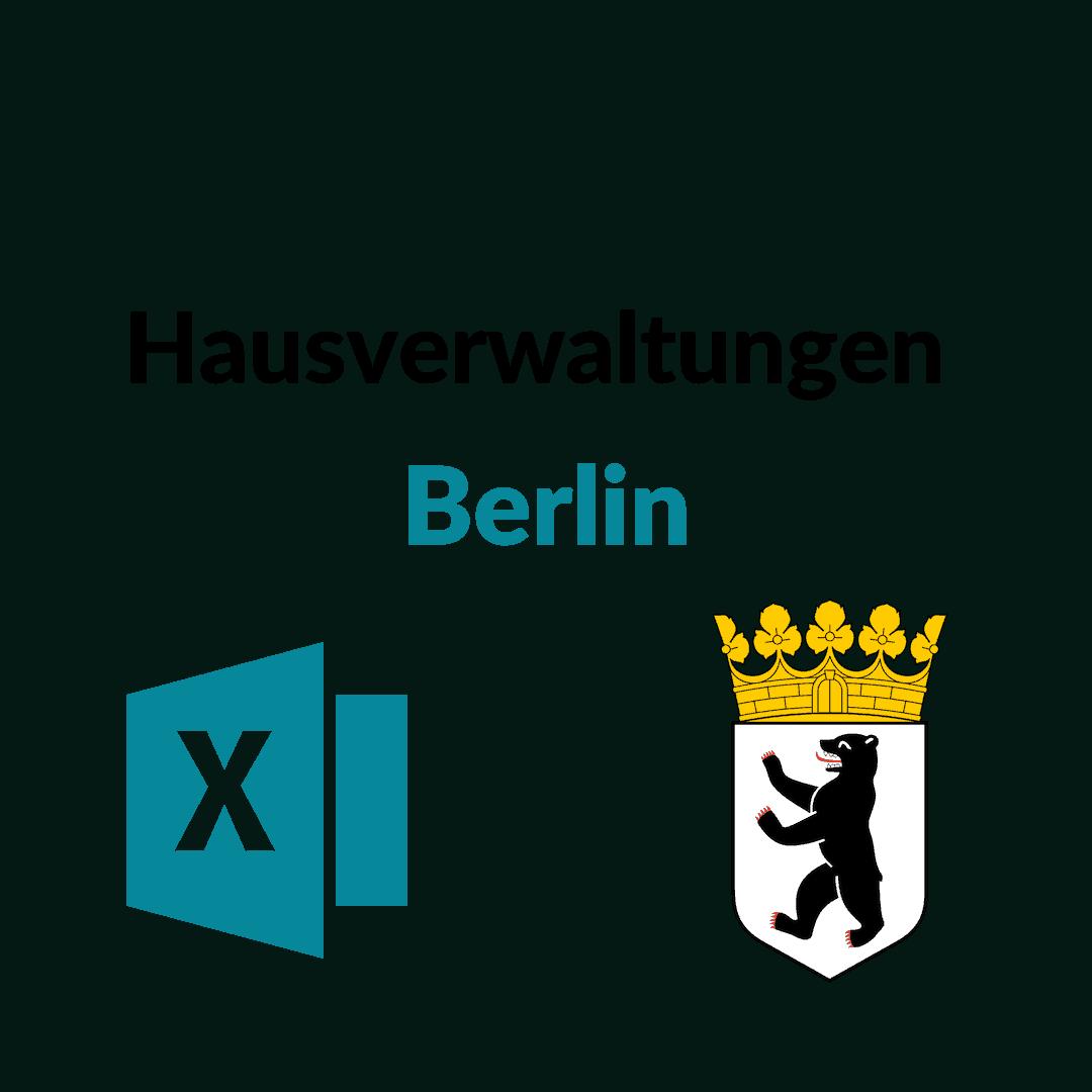 Liste Größte Hausverwaltungen Berlin