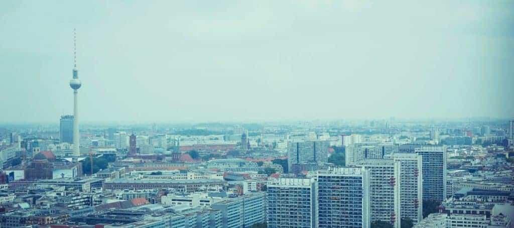 Ranking Venture Capital Städte Deutschland