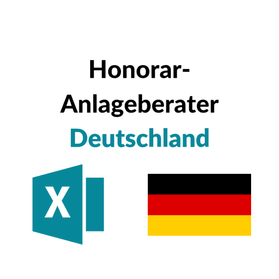 liste honorar anlageberater deutschland