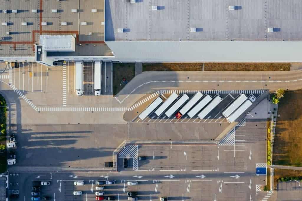 Logistikimmobilien E-Commerce