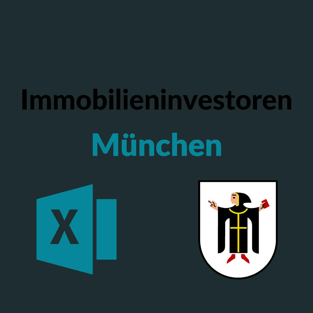 Immobilien-Investoren München
