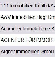Vorschau Immobilienmakler München