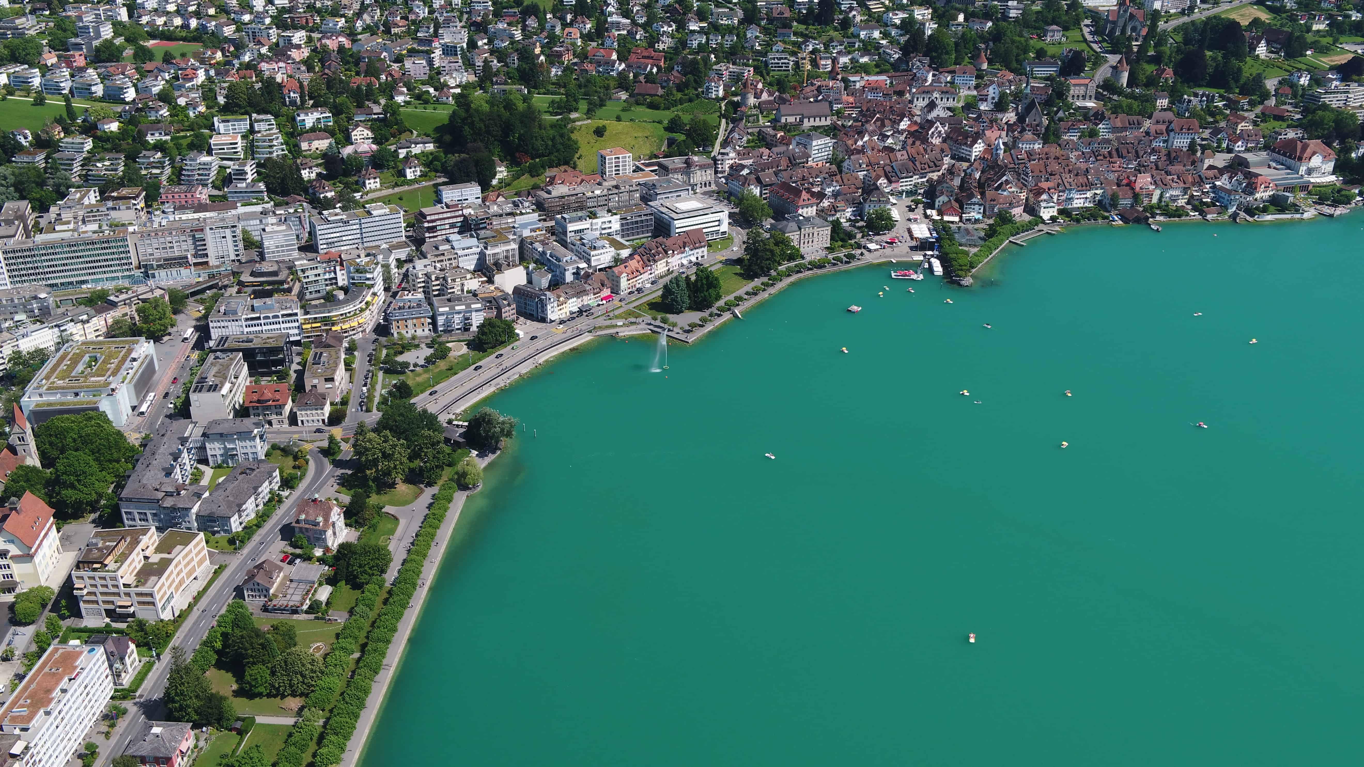 Schweizer Immobilieninvestor und Bauträger im Portrait: Zug Estates