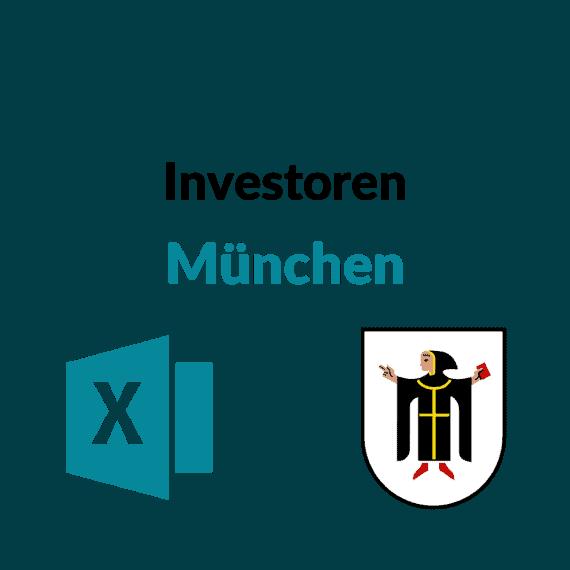 datenbank Investoren München