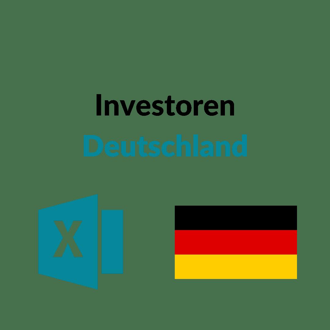 liste größte investoren deutschland