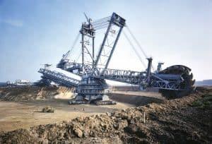 Marktführer Maschinenbau Segmente im Bergbau und Baustoffmaschinen