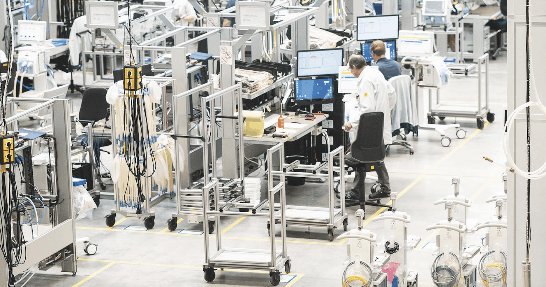 Marktführer deutsche Medizintechnik