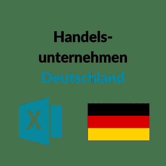 Handelsunternehmen Deutschland (1)