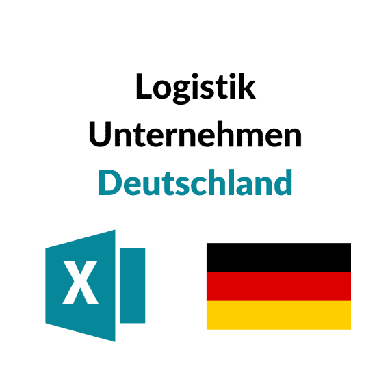 Liste Logistikunternehmen Deutschland