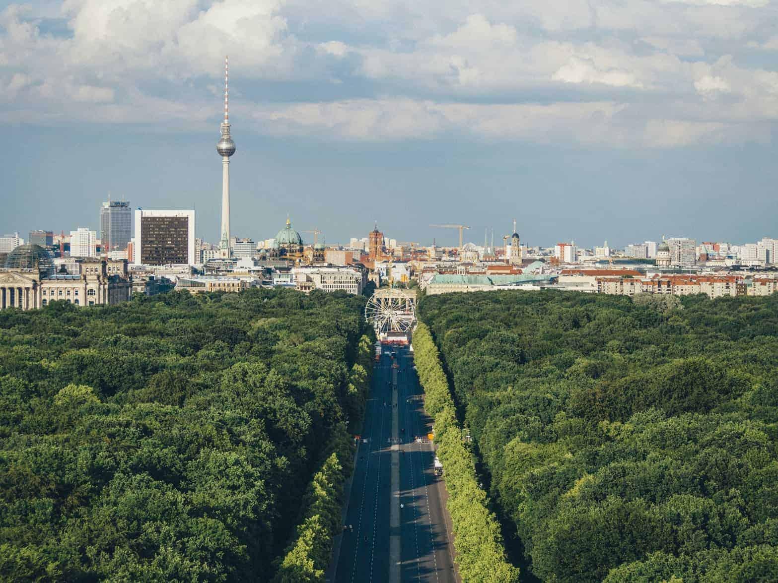 Immobilieninvestor in Berlin - Private Equity Investor kauft Büroimmobilien