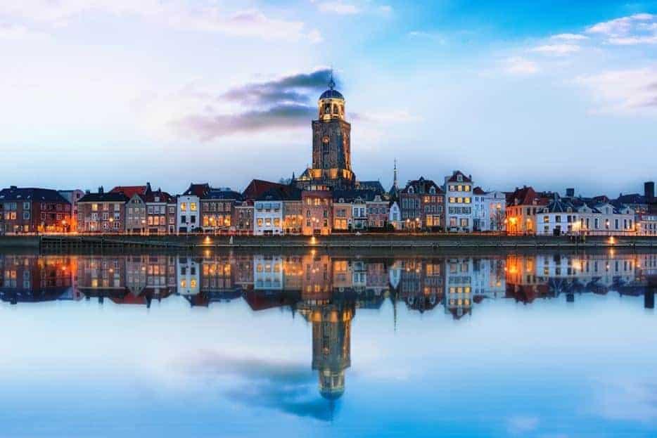 Niederländischer Private Equity Investor - Buy-and-Build mit 3 Cloud-Anbietern