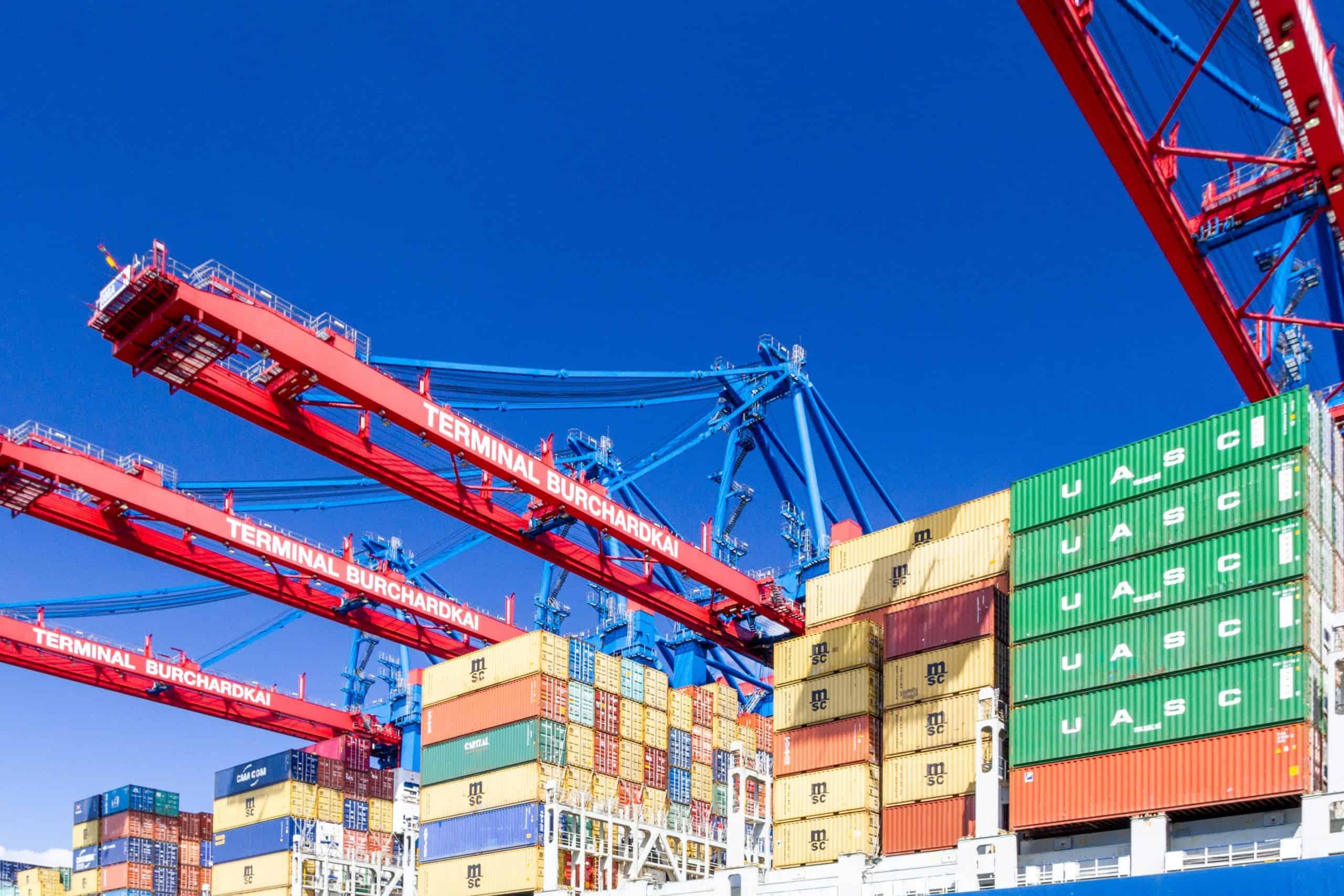Liste der 3 größten Logistik-Unternehmen in Hamburg