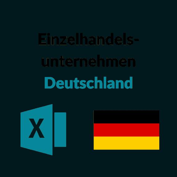 Liste Einzelhandelsunternehmen Deutschland
