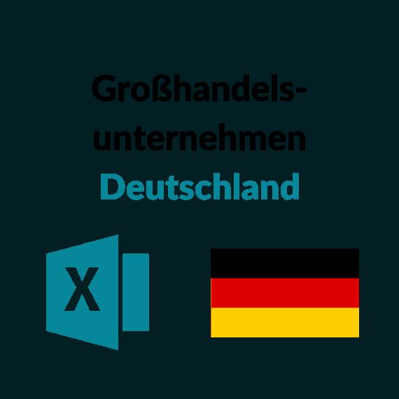Liste Großhandelsunternehmen Deutschland
