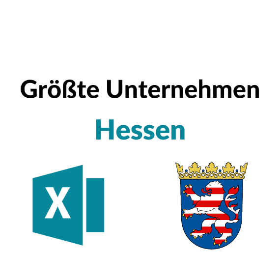 Größte Unternehmen Hessen