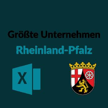 Größte Unternehmen Rheinland-Pfalz
