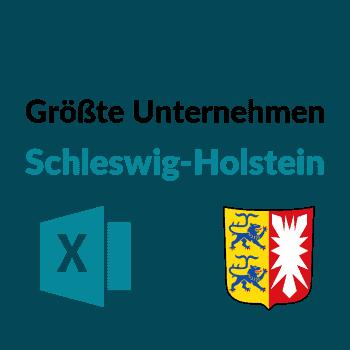 Größte Unternehmen Schleswig-Holstein