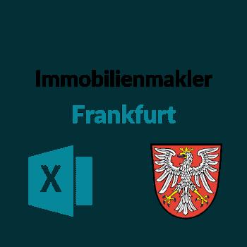 Liste Immobilienmakler Frankfurt